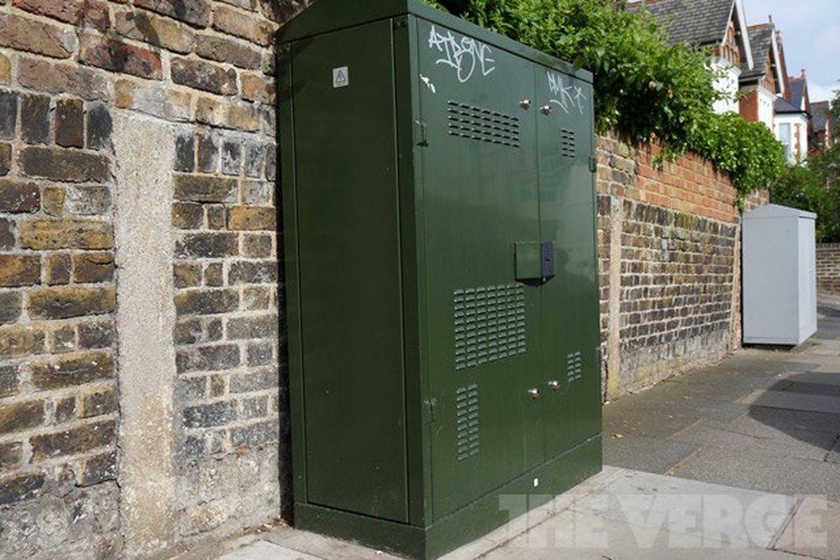london street cabinet
