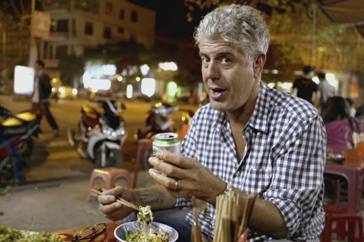 What S The Deal With Anthony Bourdain S Nyc Food Market