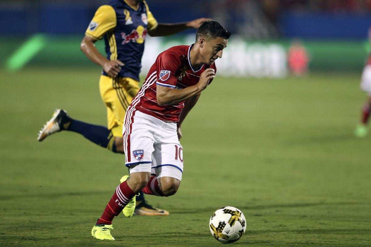 MLS: New York Red Bulls at FC Dallas