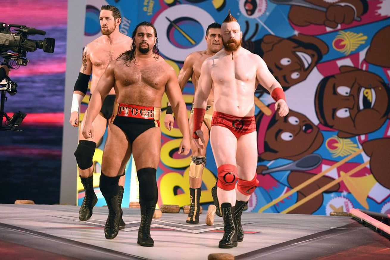 Sheamus On The League Of Nations And What It Tells Us About Wwe S Recent Stable Problem Cageside Seats