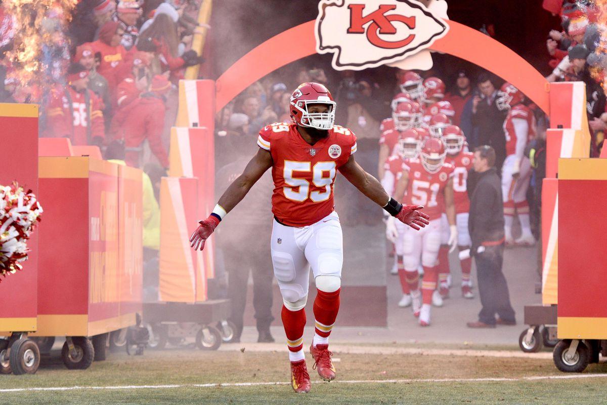 brand new 22e2c b43fa NFL breakouts 2018: Reggie Ragland is the Chiefs' monster in ...