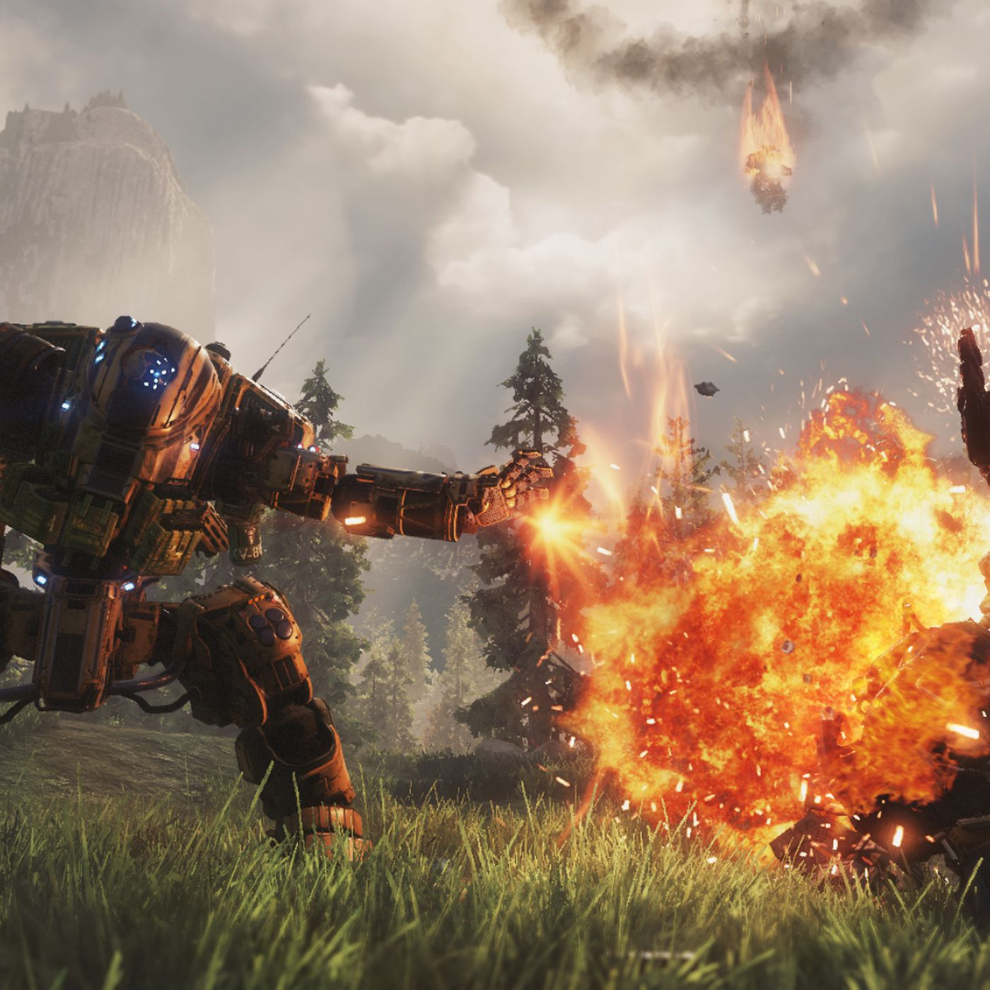 Titanfall 2's new story mode is exactly what the series