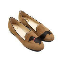 "<b>C.Wonder</b> Dachshund Slipper Loafer, <a href=""http://www.cwonder.com/Categories/Shoes/Dachshund-Slipper-Loafer/product/CWAC-FC-916-F13.html"">$138</a>"