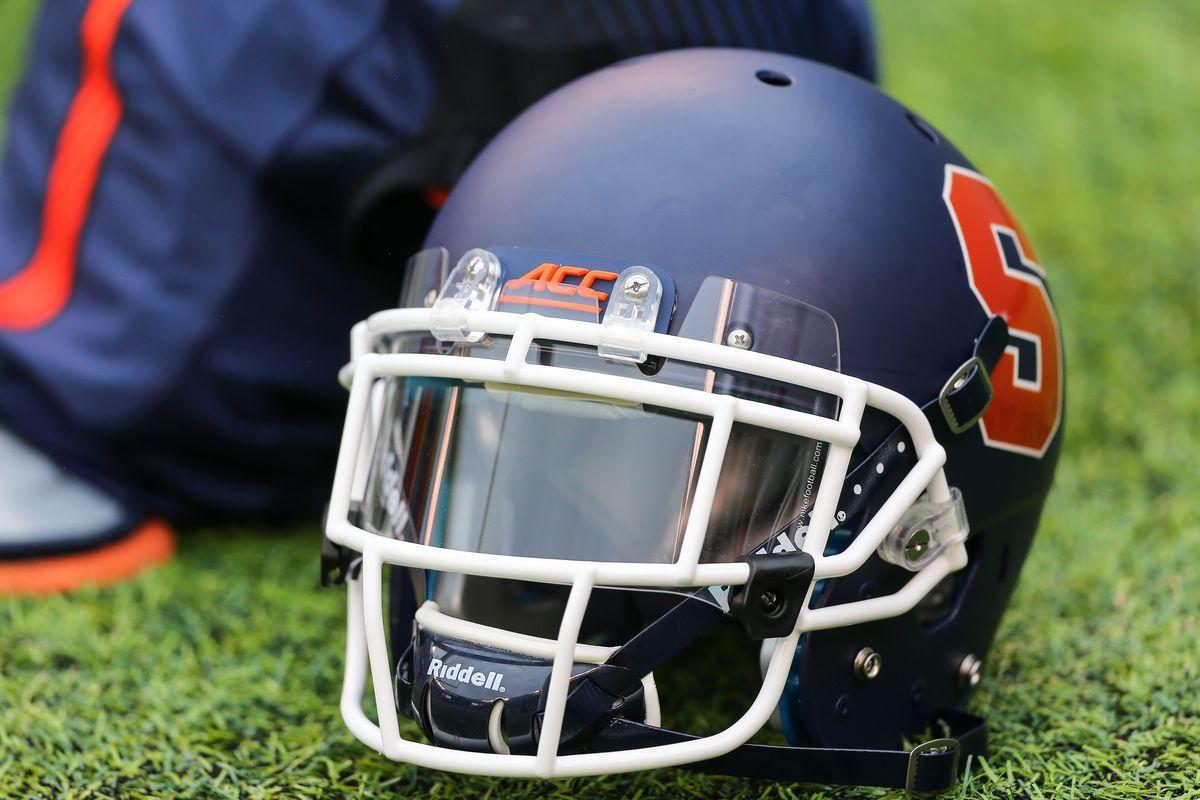 NCAA FOOTBALL: OCT 01 Notre Dame v Syracuse