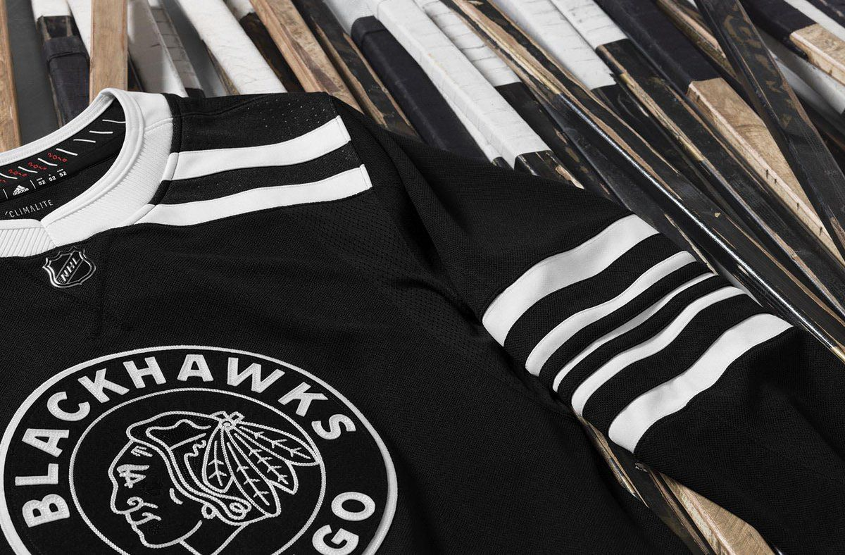 a943460bb61 Blackhawks reveal 2019 Winter Classic jerseys - Second City Hockey