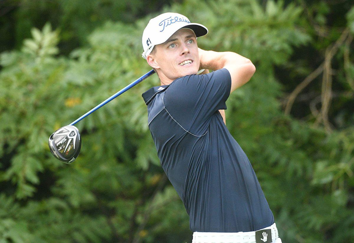 GOLF: AUG 11 PGA - John Deere Classic - First Round
