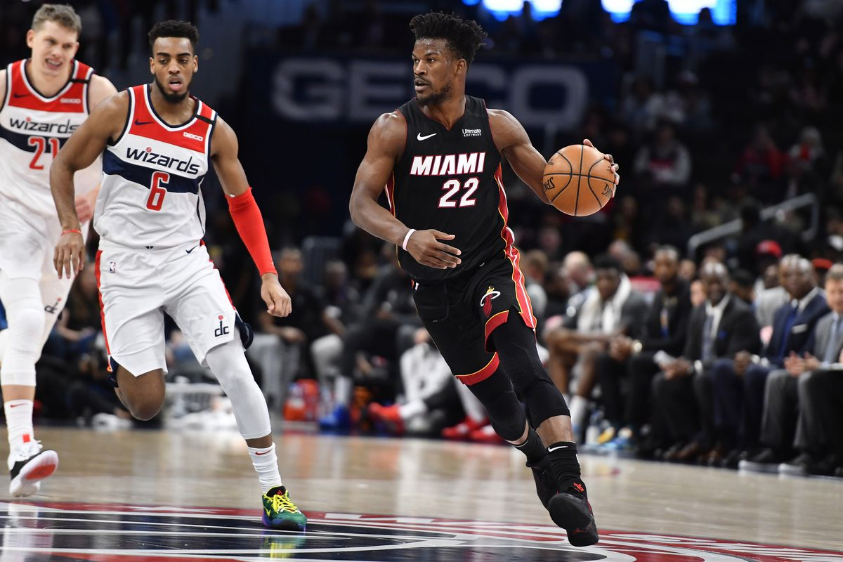 Heat Injury Report Jimmy Butler Ruled Out Wednesday Vs Hornets Draftkings Nation