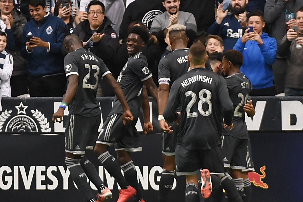 MLS: Montreal Impact at Vancouver Whitecaps