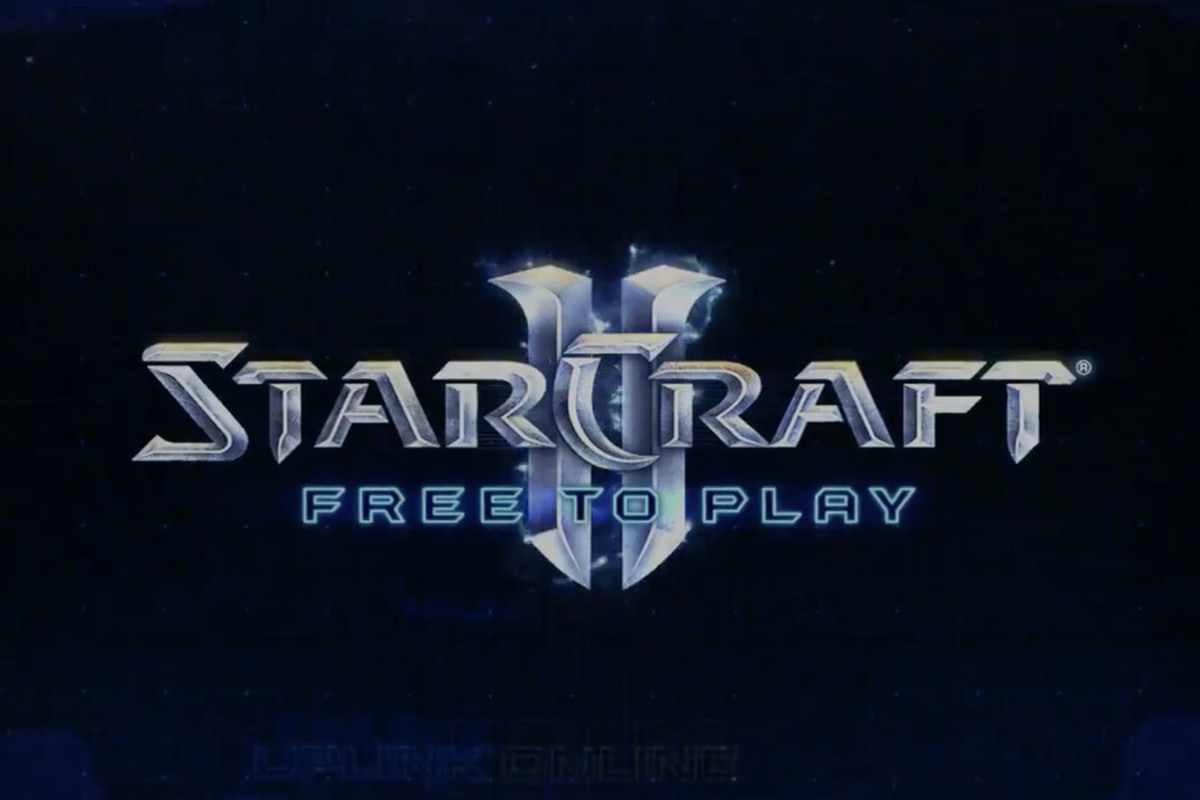 StarCraft II Is Finally Going Free-To-Play Later This Month