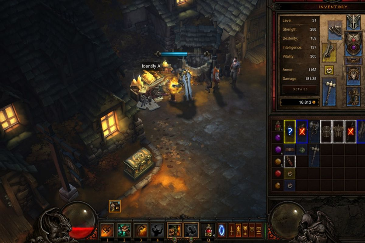 Diablo 3 patch to add XP bonuses, matchmaking tags and more