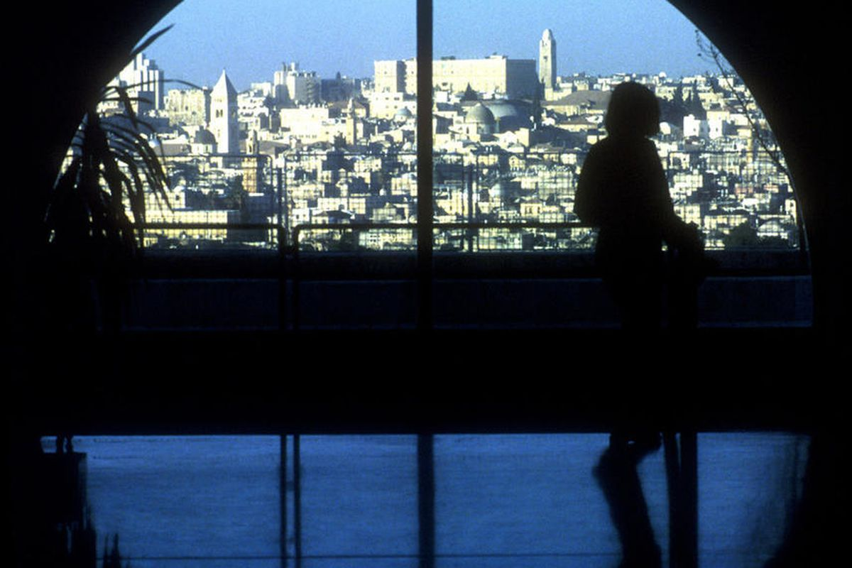 FILE - A photo of a window overlooking Jerusalem. A terrorist attack 1 mile from the BYU Jerusalem Center left five people dead on Friday, but no BYU students or personnel were in the area at the time of the incident. It was the fifth attack at that spot