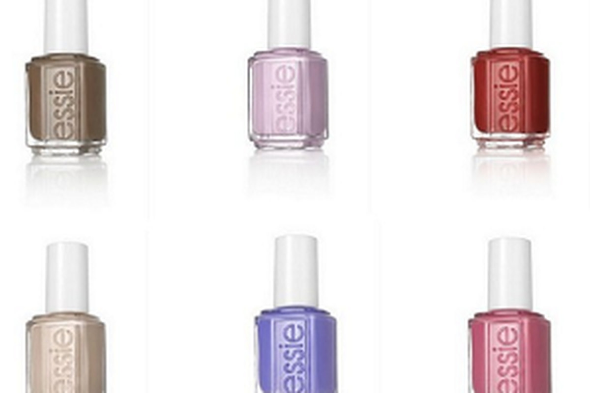 Get Ready to Downward-Dog it Out With Essie\'s New Yogaga Nail Polish ...