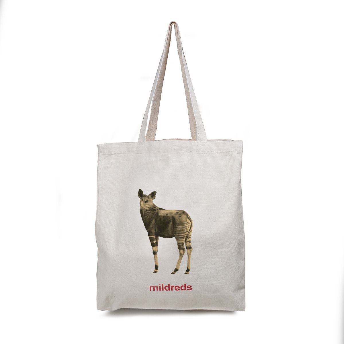 This tote bag from Mildreds is some of the best restaurant merch to buy in London