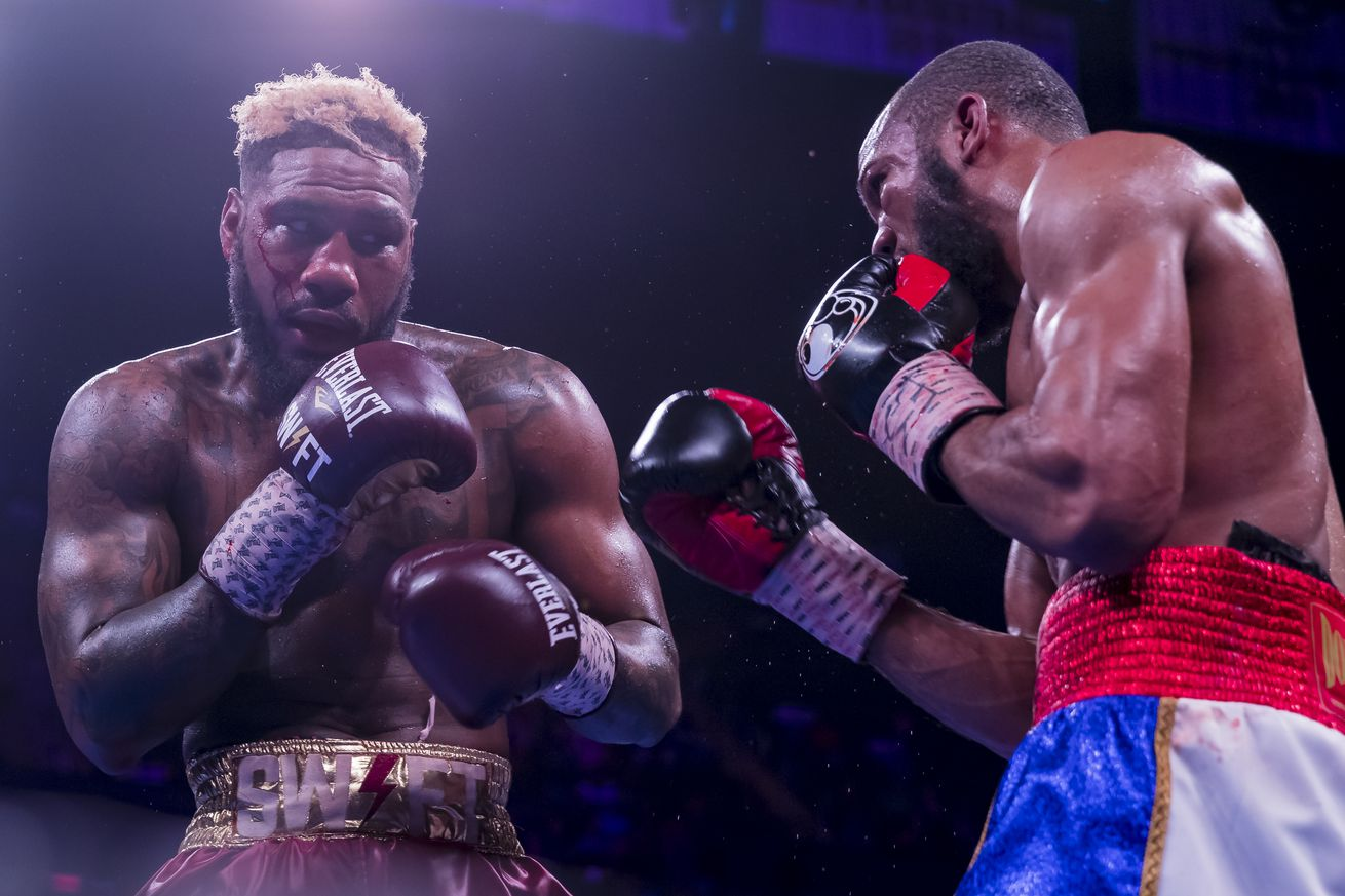 GettyImages 1143152116.0 - Classy in defeat, Hurd says he'll pursue rematch with Williams
