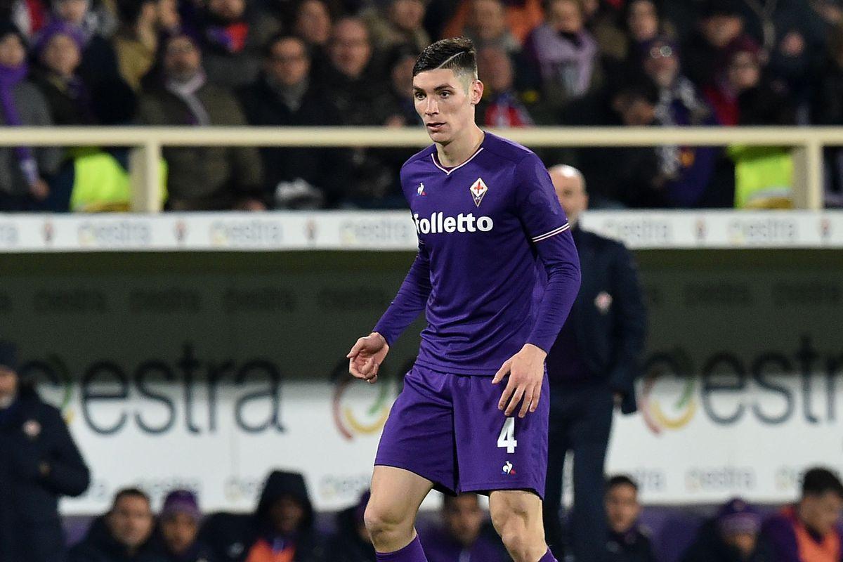 Nikola Milenković might change Fiorentina's entire approach - Viola Nation