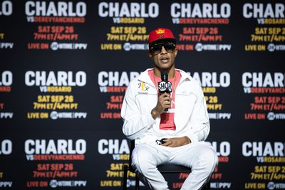 SHO Charlo Doubleheader Presser 056 - Charlo and Rosario expecting exciting fight on Saturday