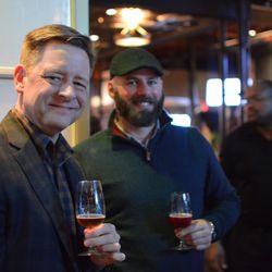 Besh Group's Robert Wailes and Stephen Jeffcoat