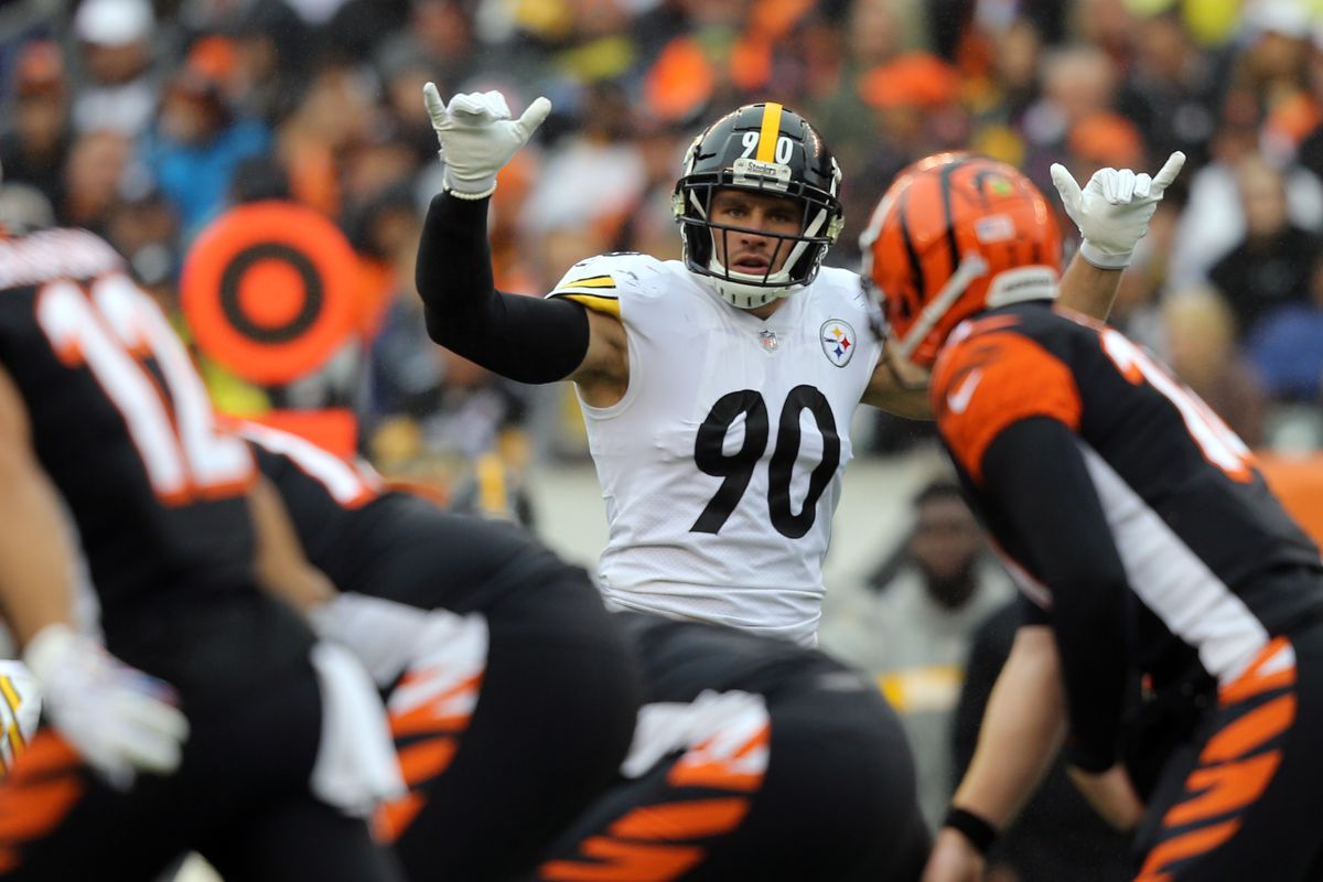 0ea0694fc02 Steelers News: Don't look now, but the Pittsburgh defense is improving