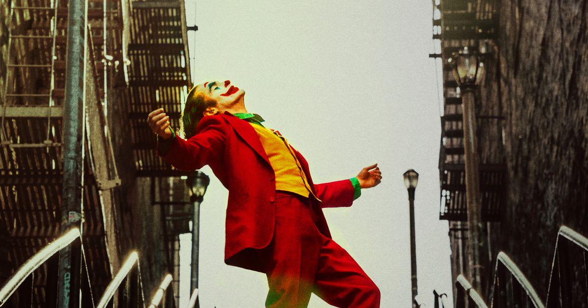 Joaquin Phoenix becomes second Joker to win an Oscar