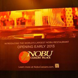 Nobu touts their size.