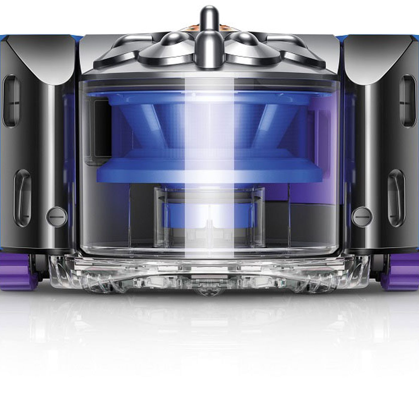 Dyson Announces Its New Robot Vacuum The 360 Heurist