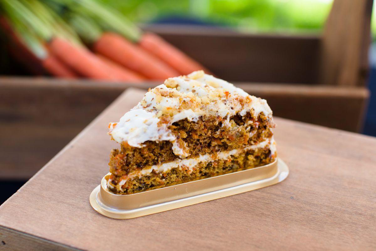Carrot cake by Karo Danayan.