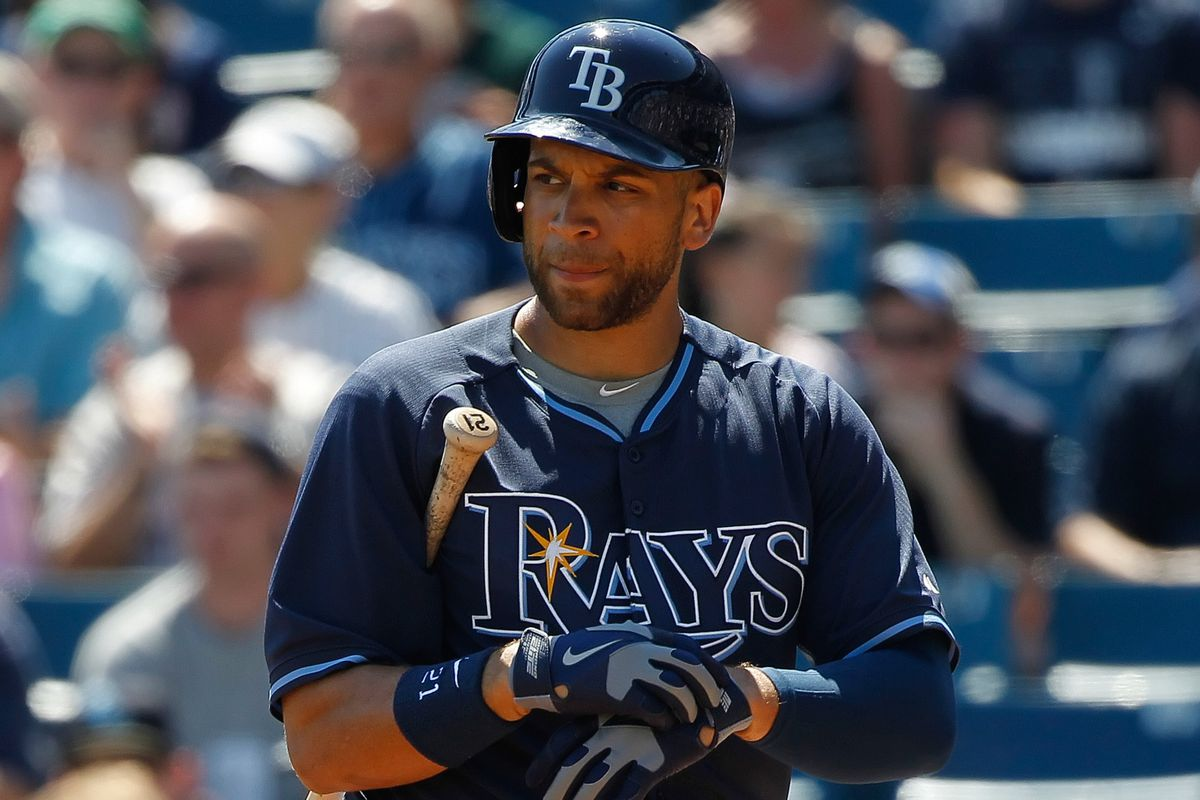 Will Loney face left handed pitching this season?