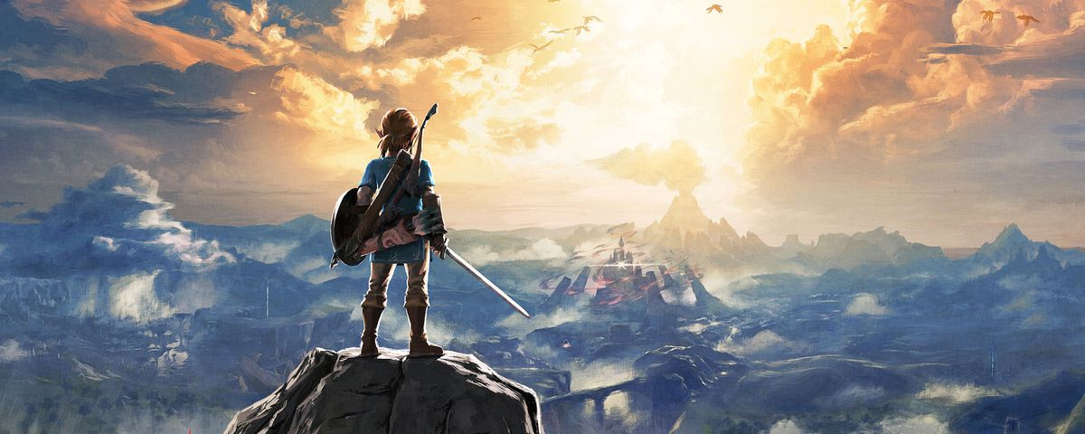 Game of the Year 2017: The Legend of Zelda: Breath of the Wild - Polygon