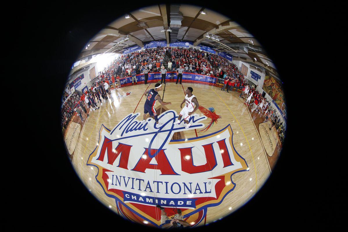 NCAA Basketball: Maui Invitational-Auburn at Arizona