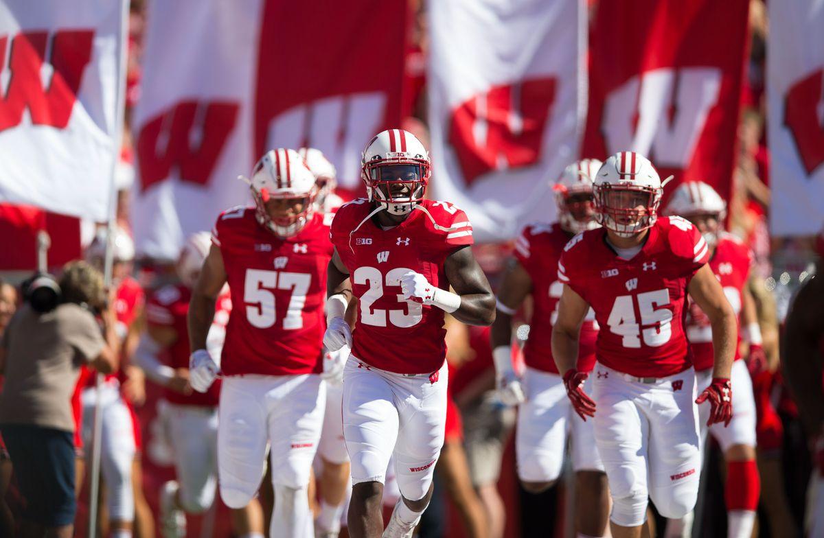 NCAA Football: Georgia State at Wisconsin