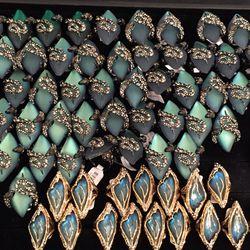 Rings, $95—$150