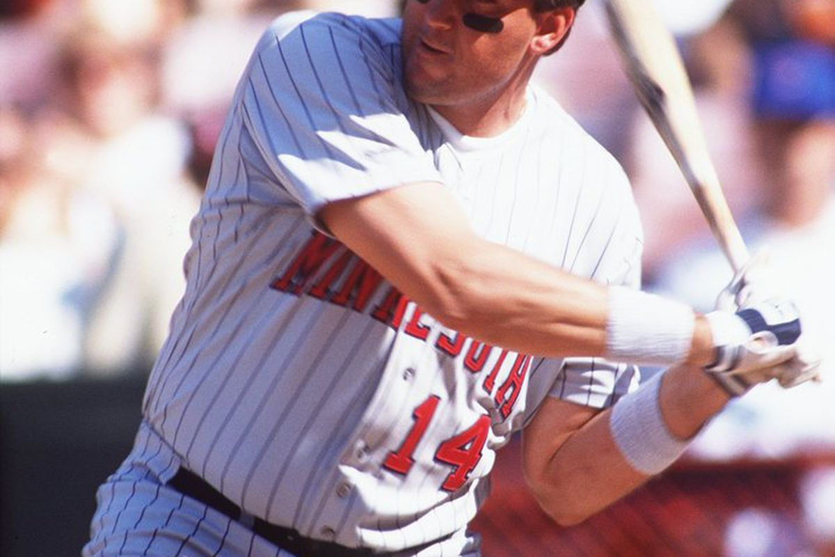 One of most prolific sluggers in Twins history, Kent Hrbek played a vital part in Minnesota's two World Series championships. He's also the best number 14 in Minnesota sports history.