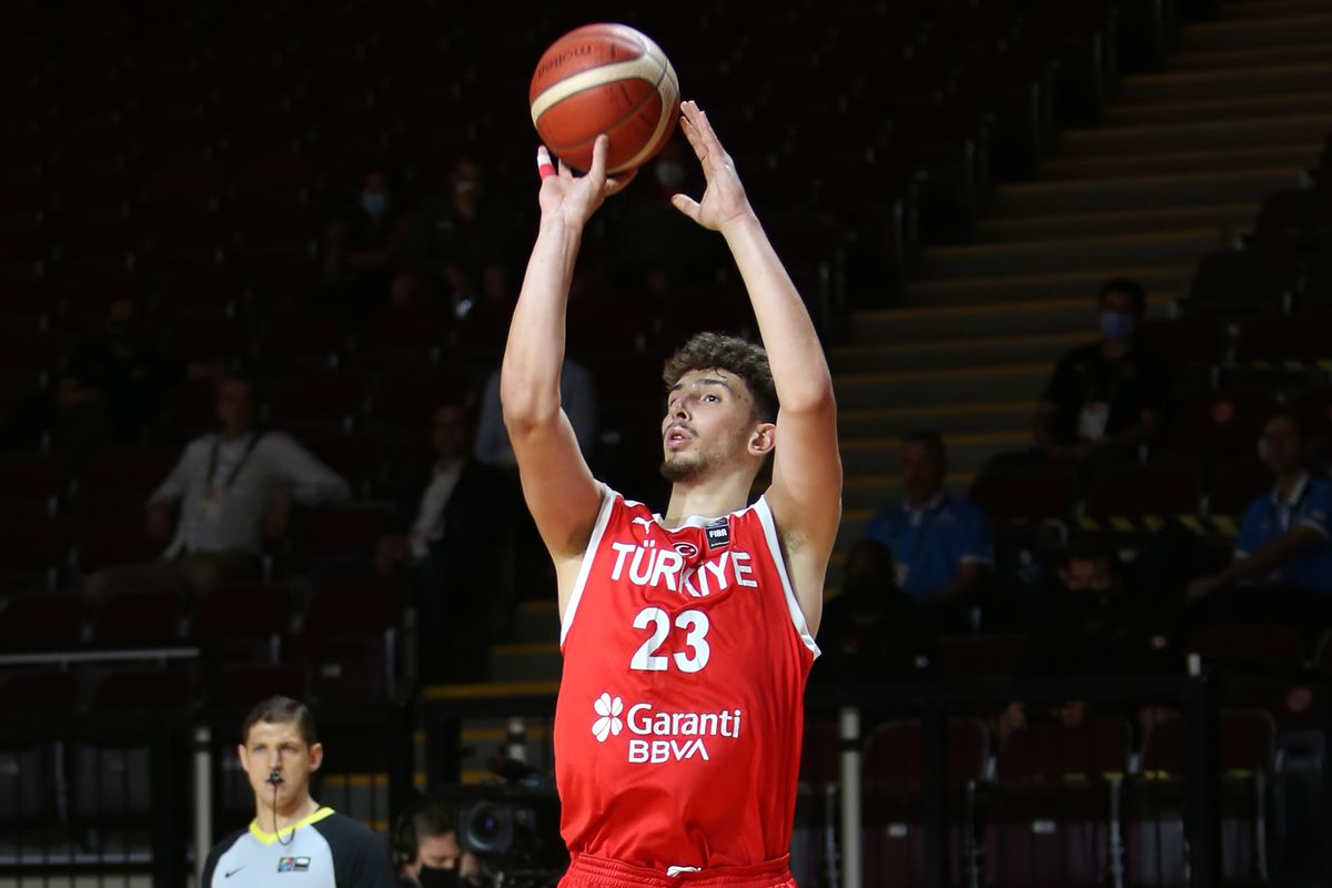 Turkey v Uruguay - FIBA Men's Olympic Qualifying