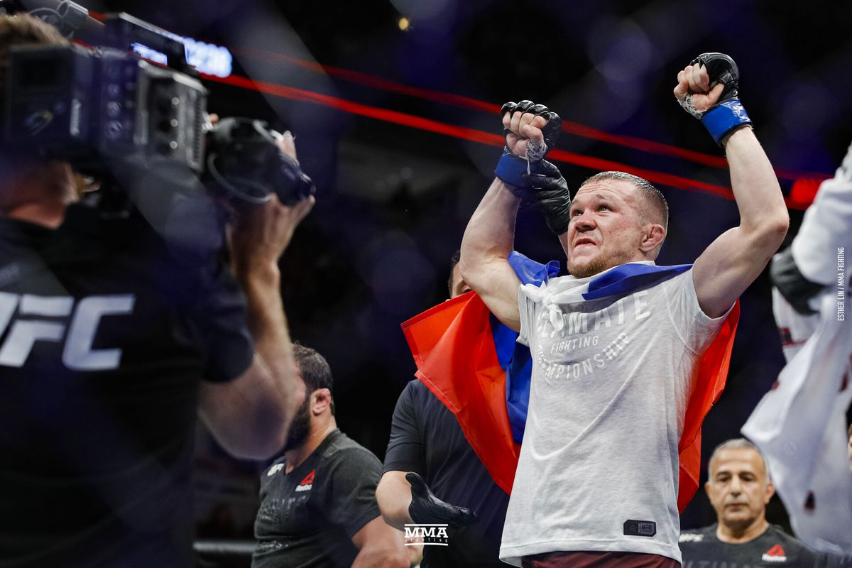 Petr Yan puts bantamweights on blast, plans to make Henry Cejudo 'bend the knee' in future