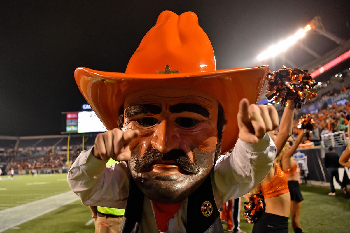 NCAA Football: Camping World Bowl-Oklahoma State vs Virginia Tech