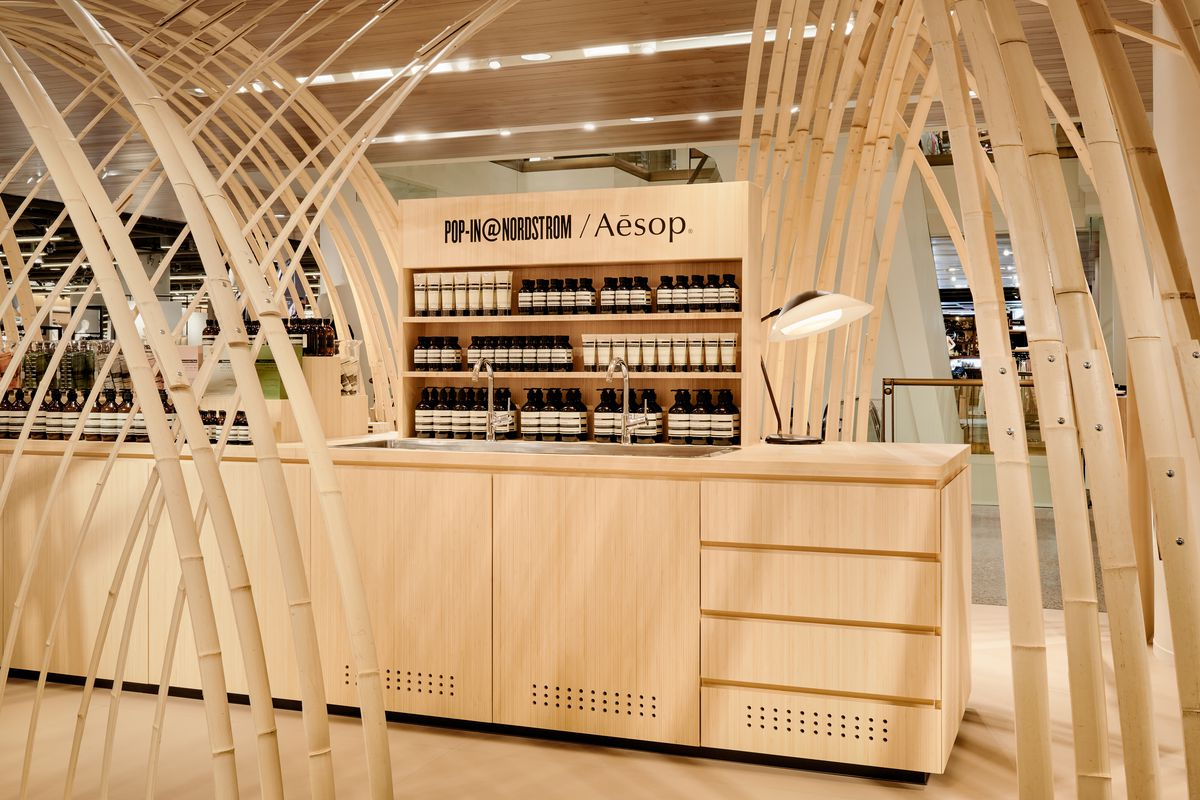 Nordstrom The Grove >> Aussie Skincare Favorite Aesop Pops Up At The Grove S Nordstrom