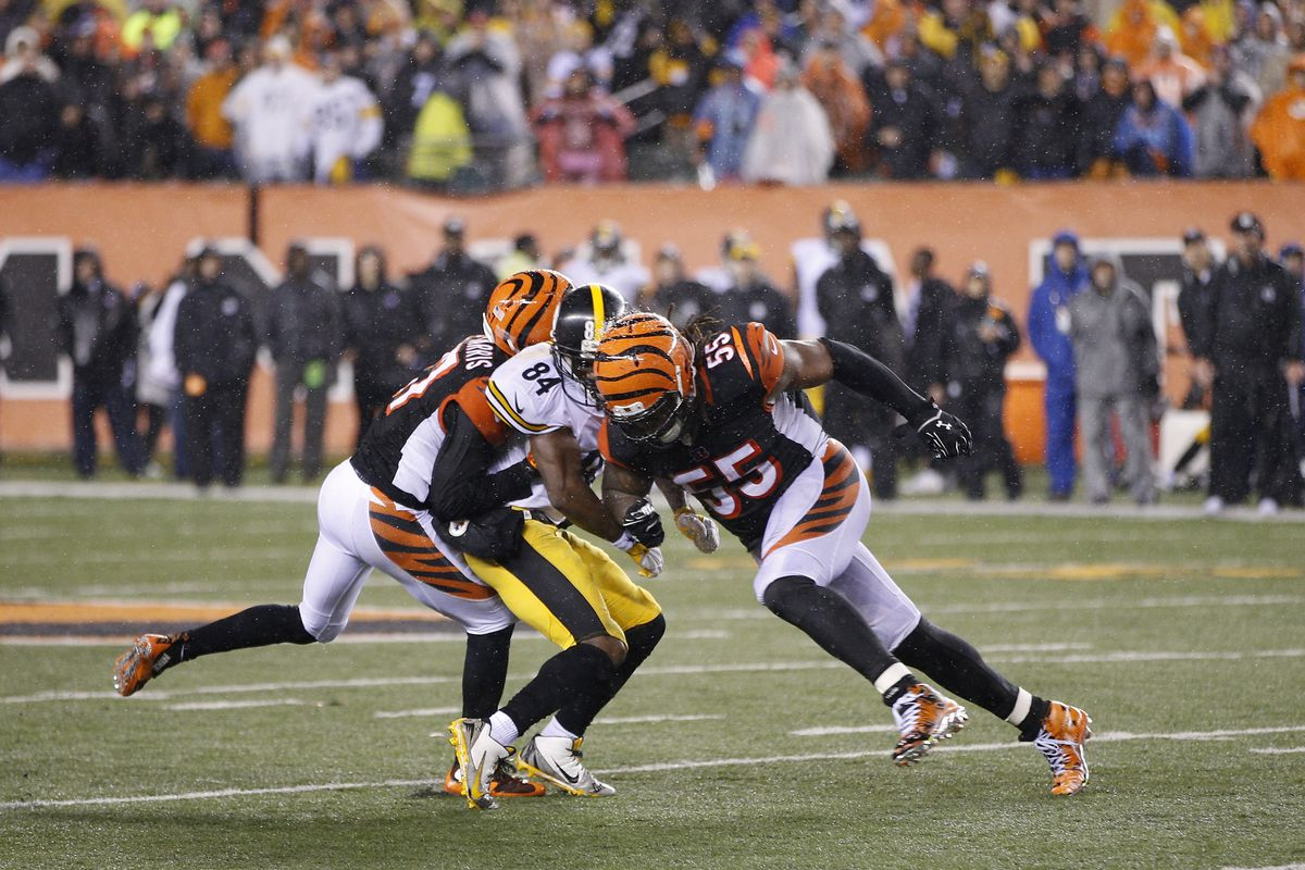 Burfict Hit