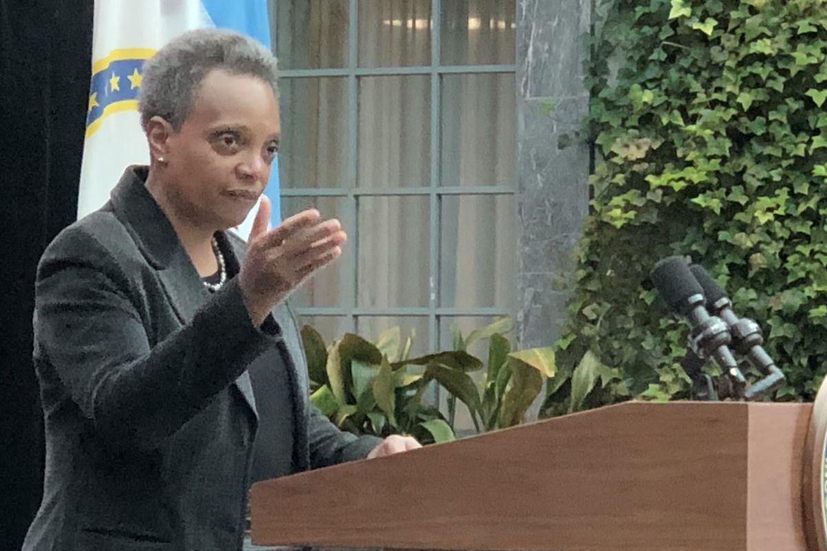 Lightfoot defends using PAC to incite political backlash against aldermen who voted against her budget