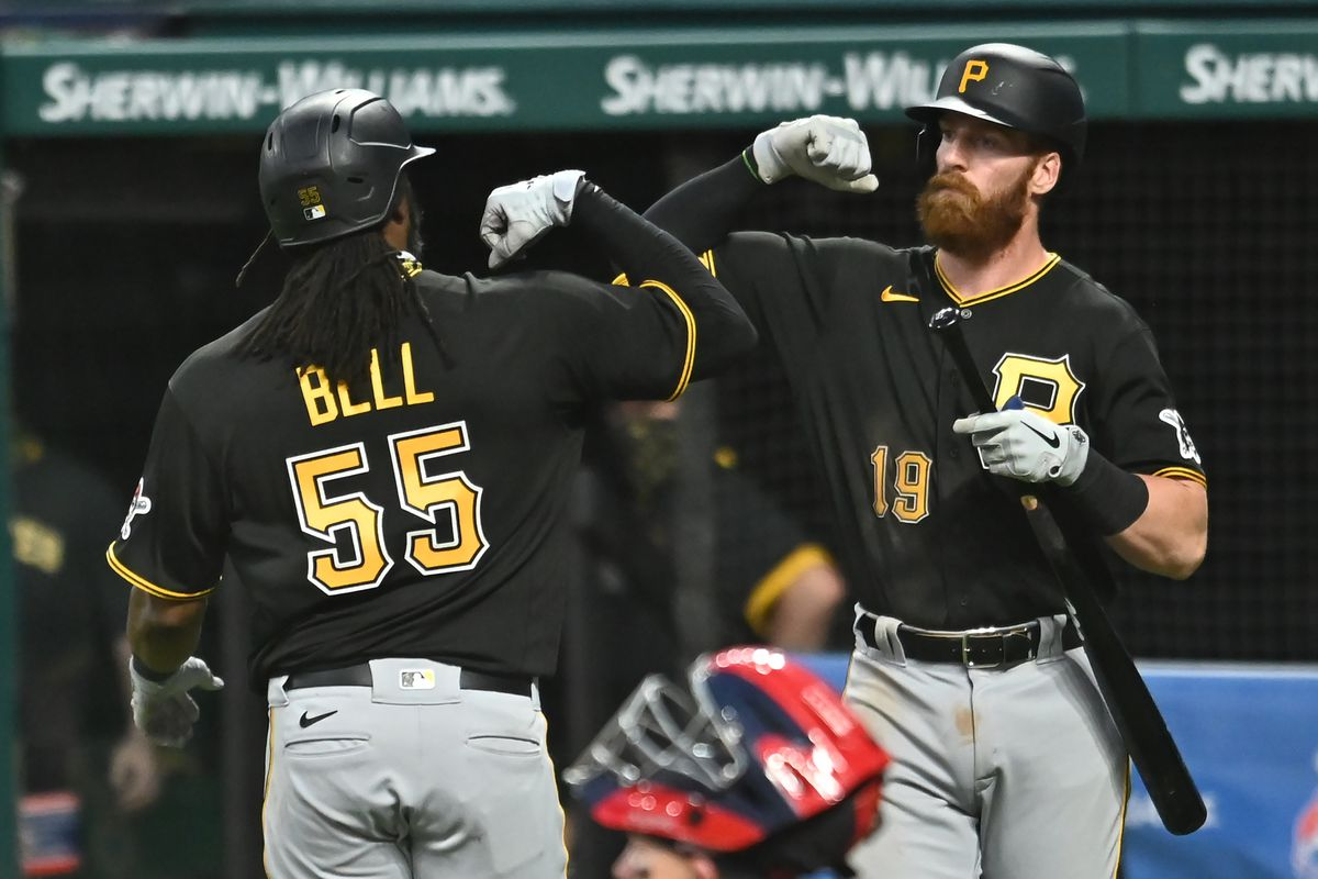 MLB: Exhibition-Pittsburgh Pirates at Cleveland Indians