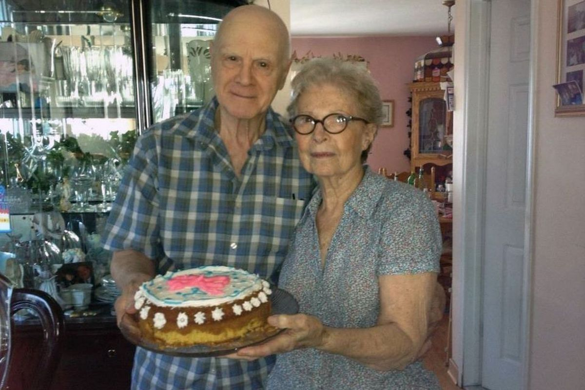 Frances celebrated a birthday with her husband of nearly 70 years before dying from the coronavirus at 92.