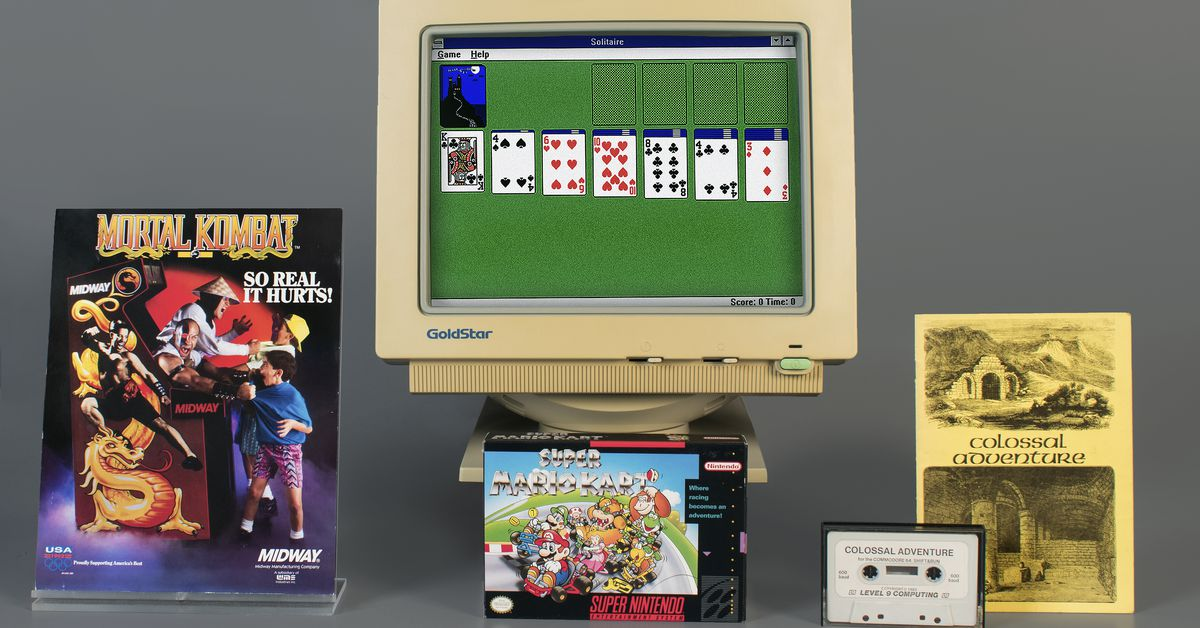Video Game Hall of Fame choices: Solitaire, Mortal Kombat, Mario Kart - Polygon