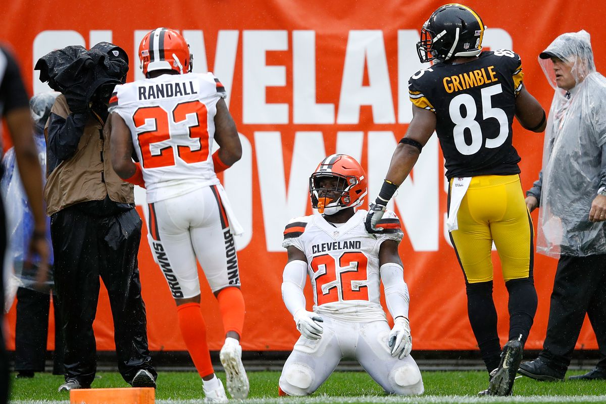 Browns Vs Steelers Final Score Ridiculous Game Ends In A