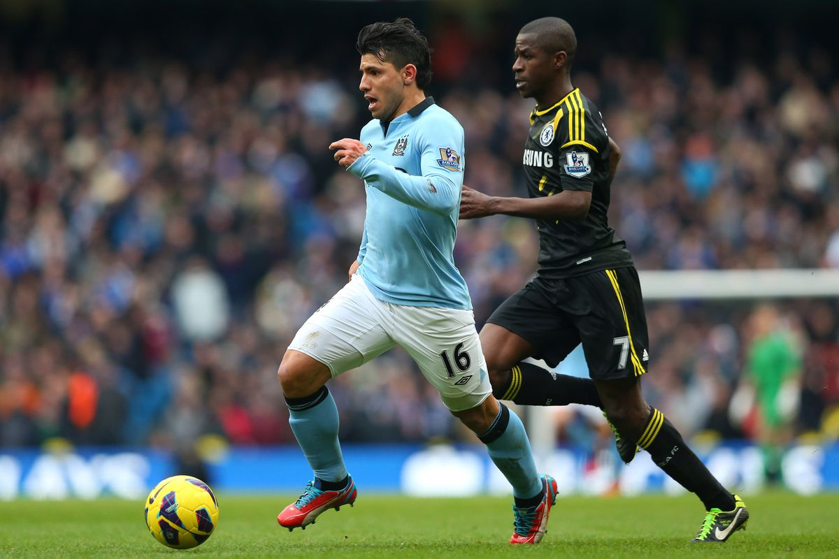 Can Aguero add some goals today?