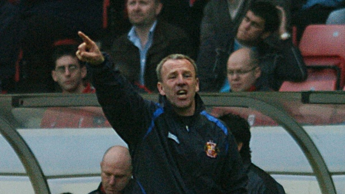 Soccer - FA Barclays Premiership - Sunderland v Fulham - The Stadium of Light