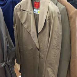 Red Label trench, $526 (was $1,315)