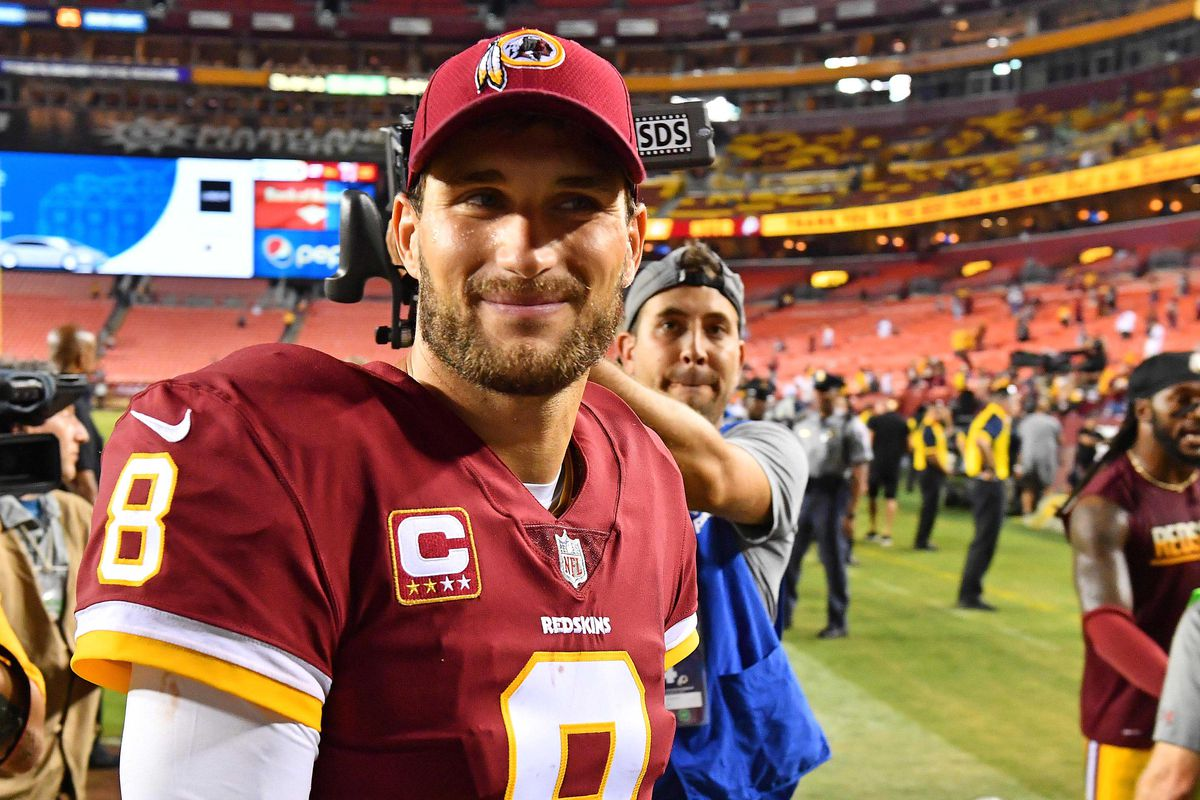 in stock 0f37e b5d70 NFL Power Rankings 2017: Redskins win over Raiders moves the ...
