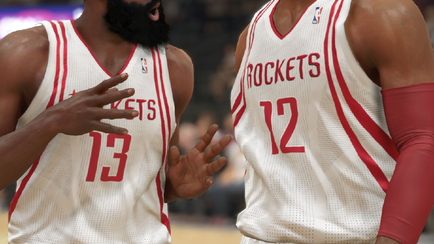 f54a50632ba How do sports video games handle scandals like Donald Sterling  They don t  - Polygon