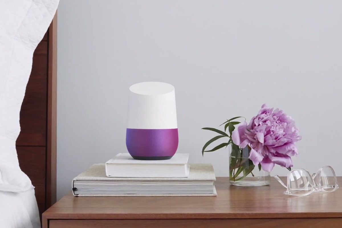 Google Home can now recognize different users by their voice