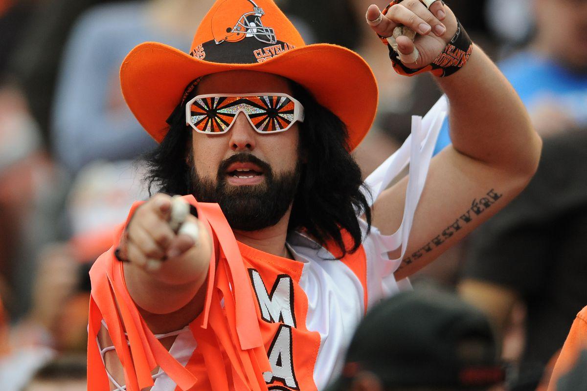 Cleveland Browns v Detroit Lions 10-13-2013