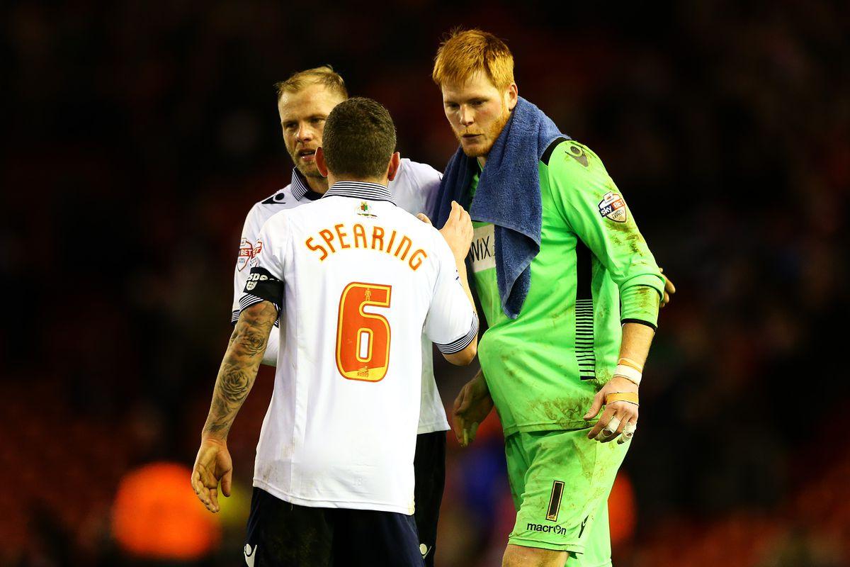 Adam Bogdan and his defence were magnificent to earn Bolton a draw at Anfield